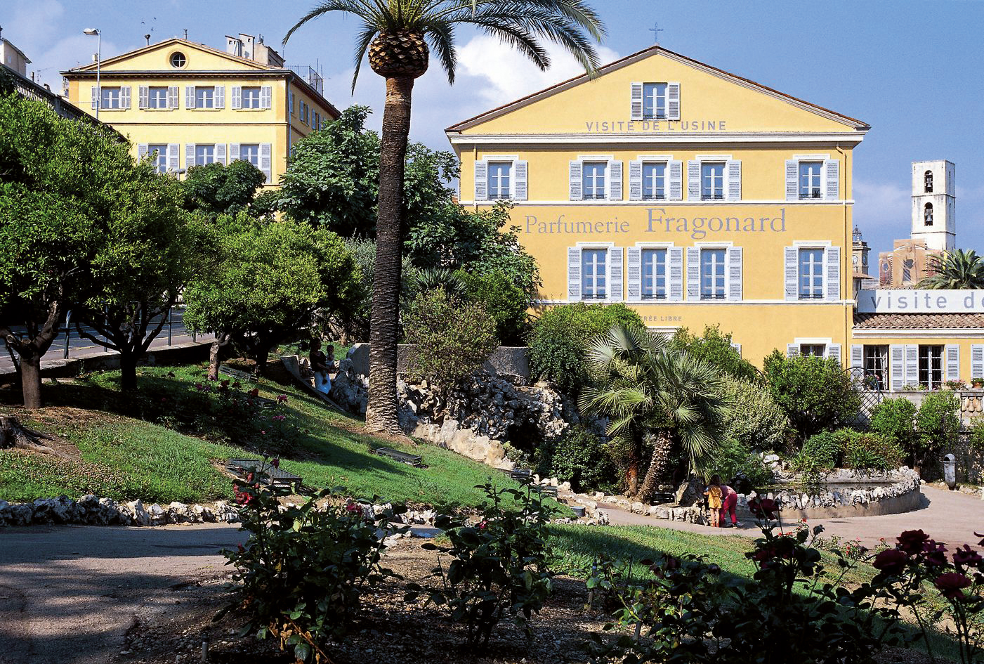 Excursions autour de cannes for Musee de la parfumerie fragonard