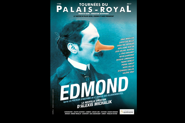 Cannes Destination AfficheEdmond