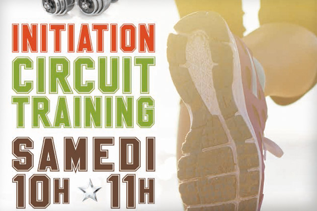 Cannes Destination Initiation-circuit-training