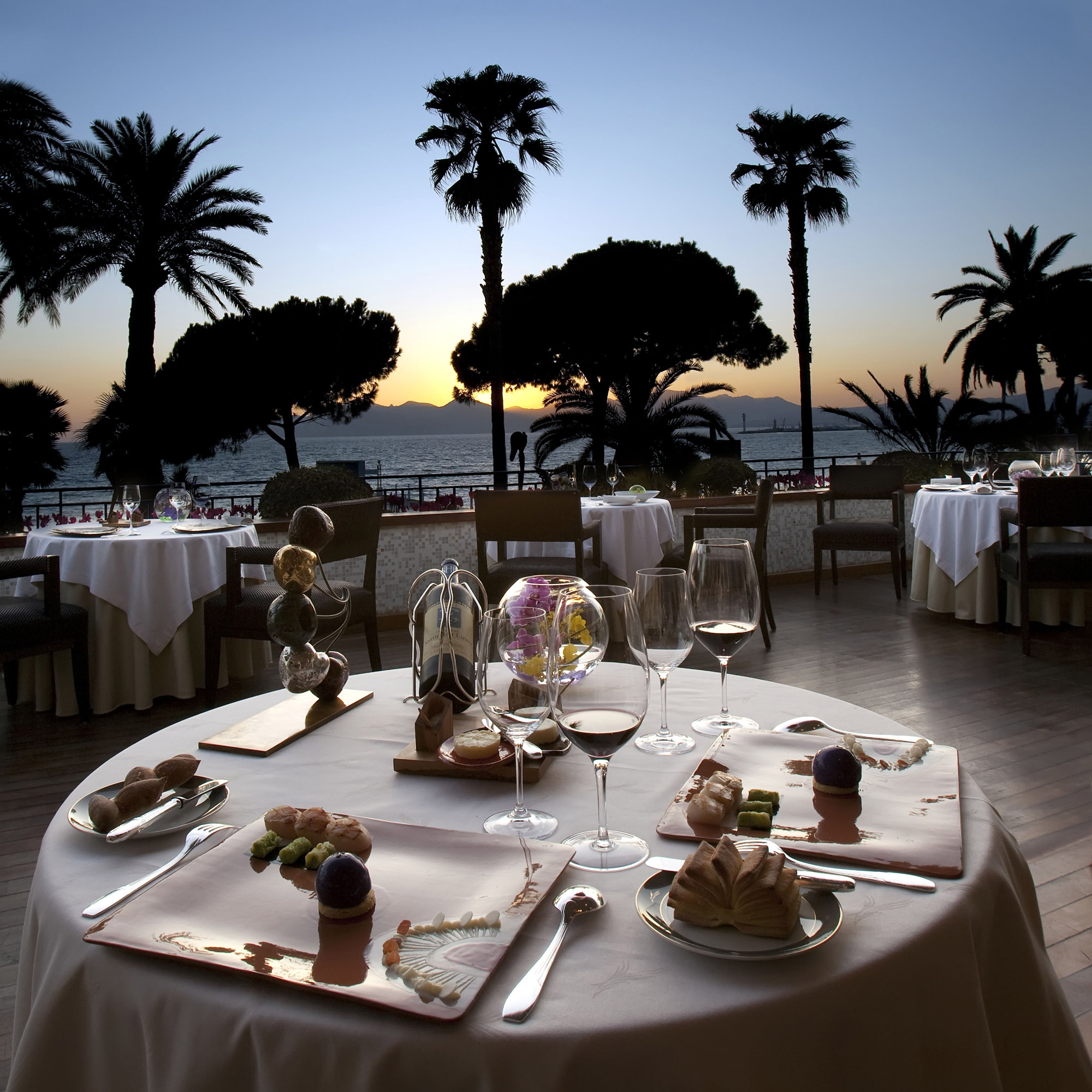 Best Restaurants Cannes Michelin