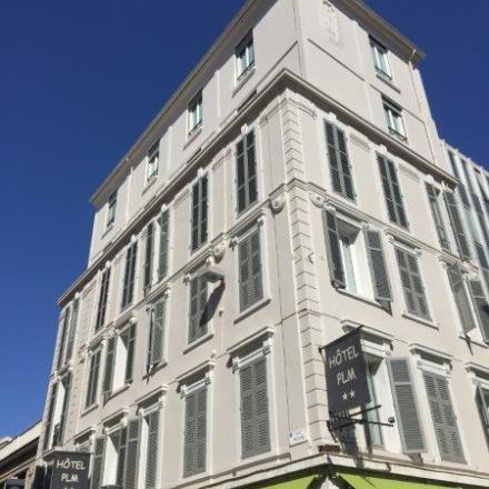 HOTPACA06V5000U4 - façade PLM