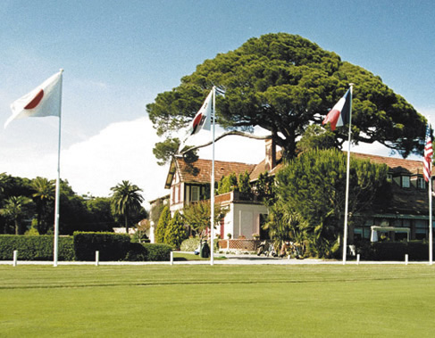 Golf Old Course Cannes Mandelieu