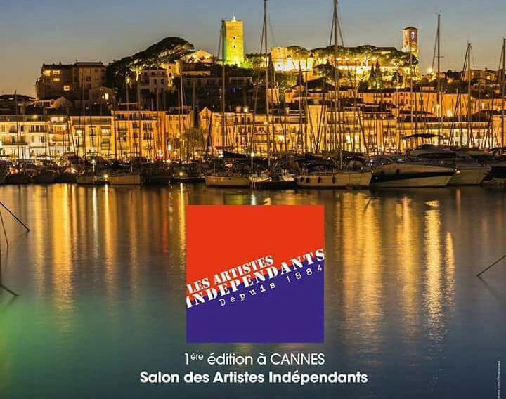 Cannes Destination salon-artistes