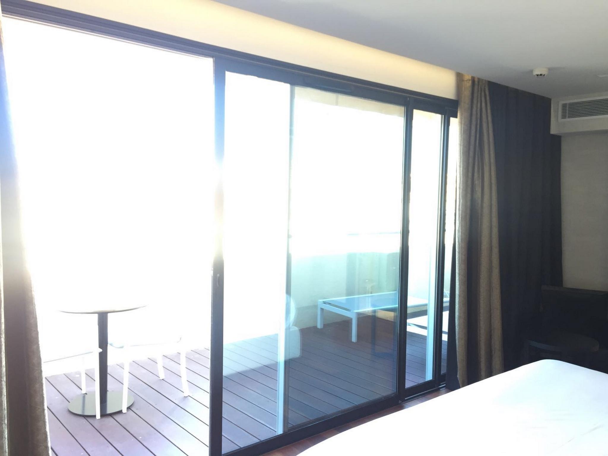 Terrasse Suite Hotel Univers