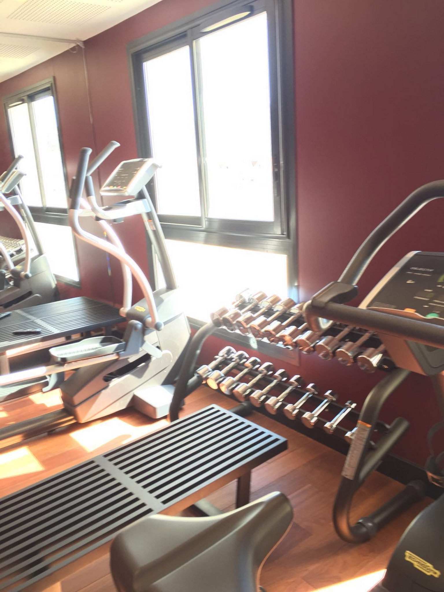 Fitness Hotel Univers