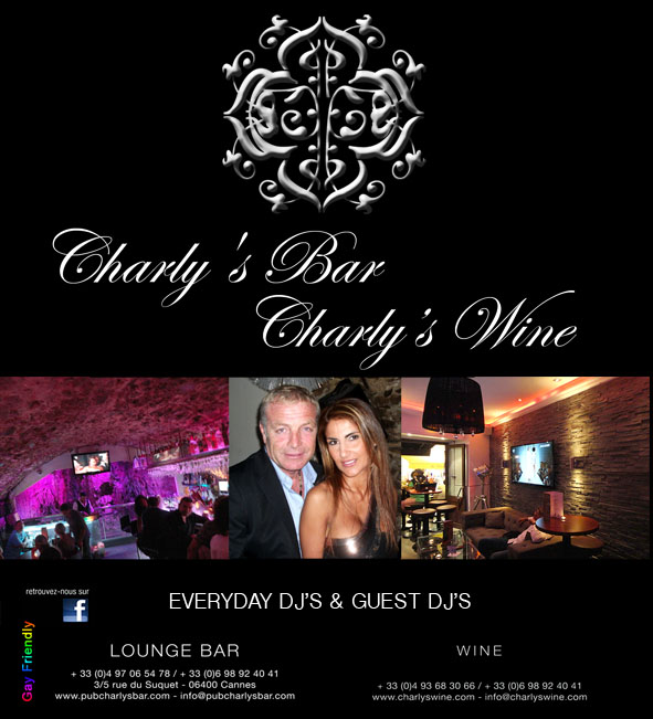 Charly's Bar et Charly's Wine
