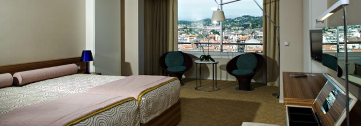 Chambre Deluxe Grand Hotel Cannes