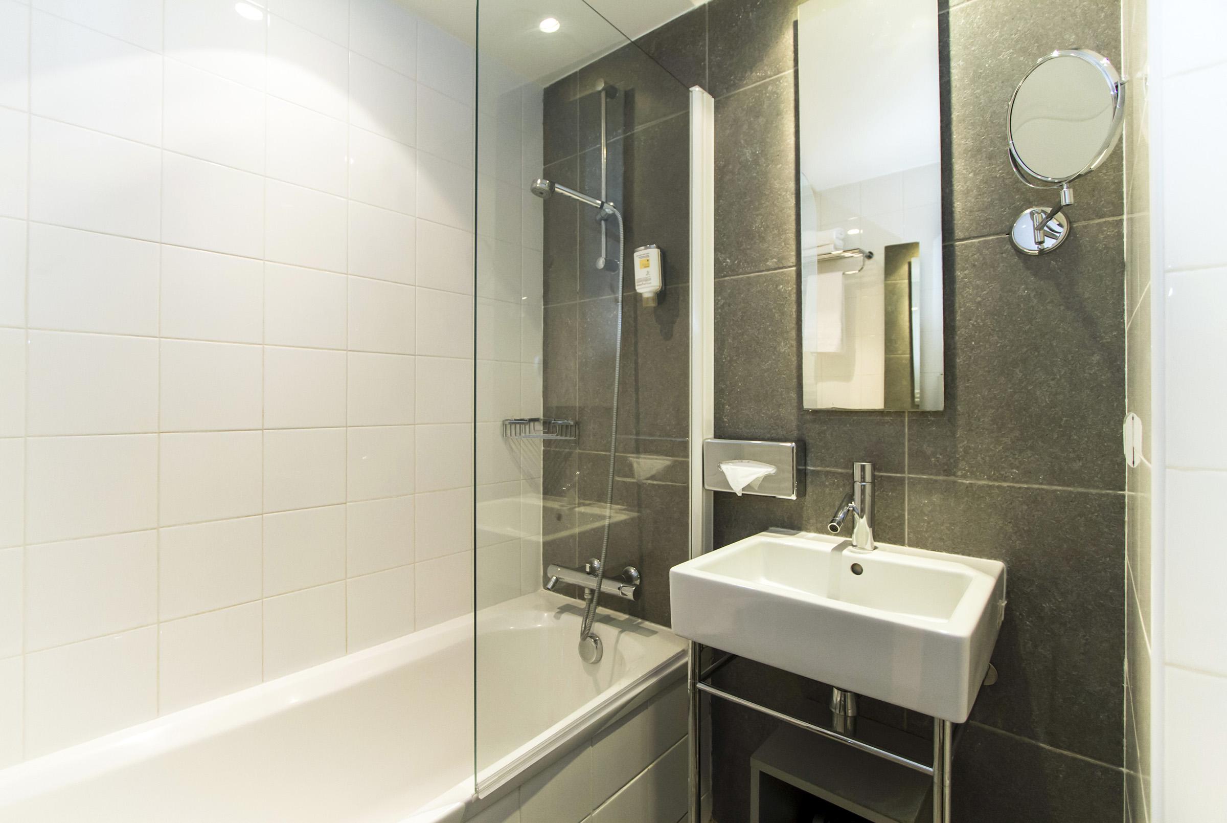 Appartement mansardé 46 m² - Attic apartment with 1 bedroom 46sqm