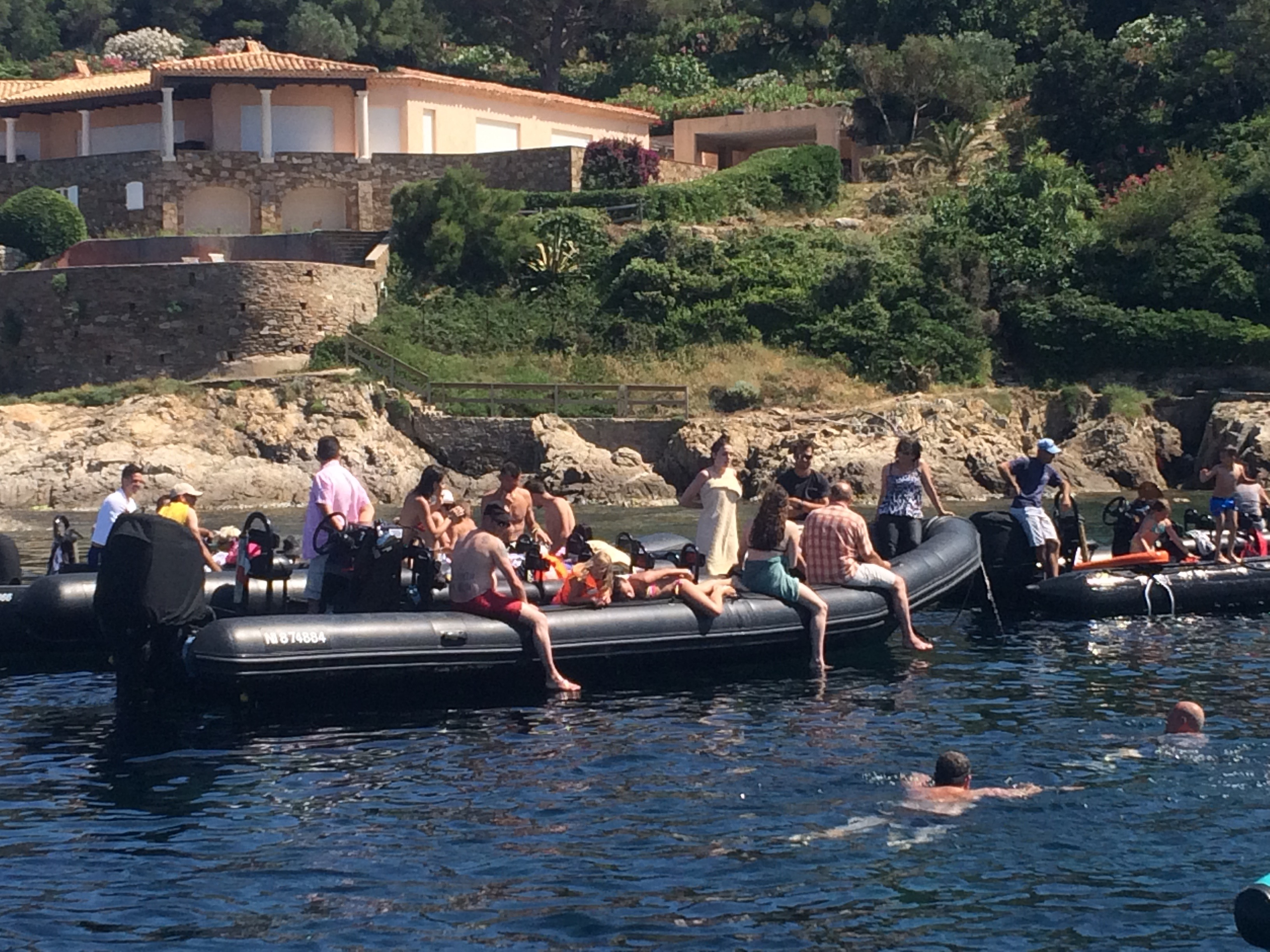 Esterel taxiboat