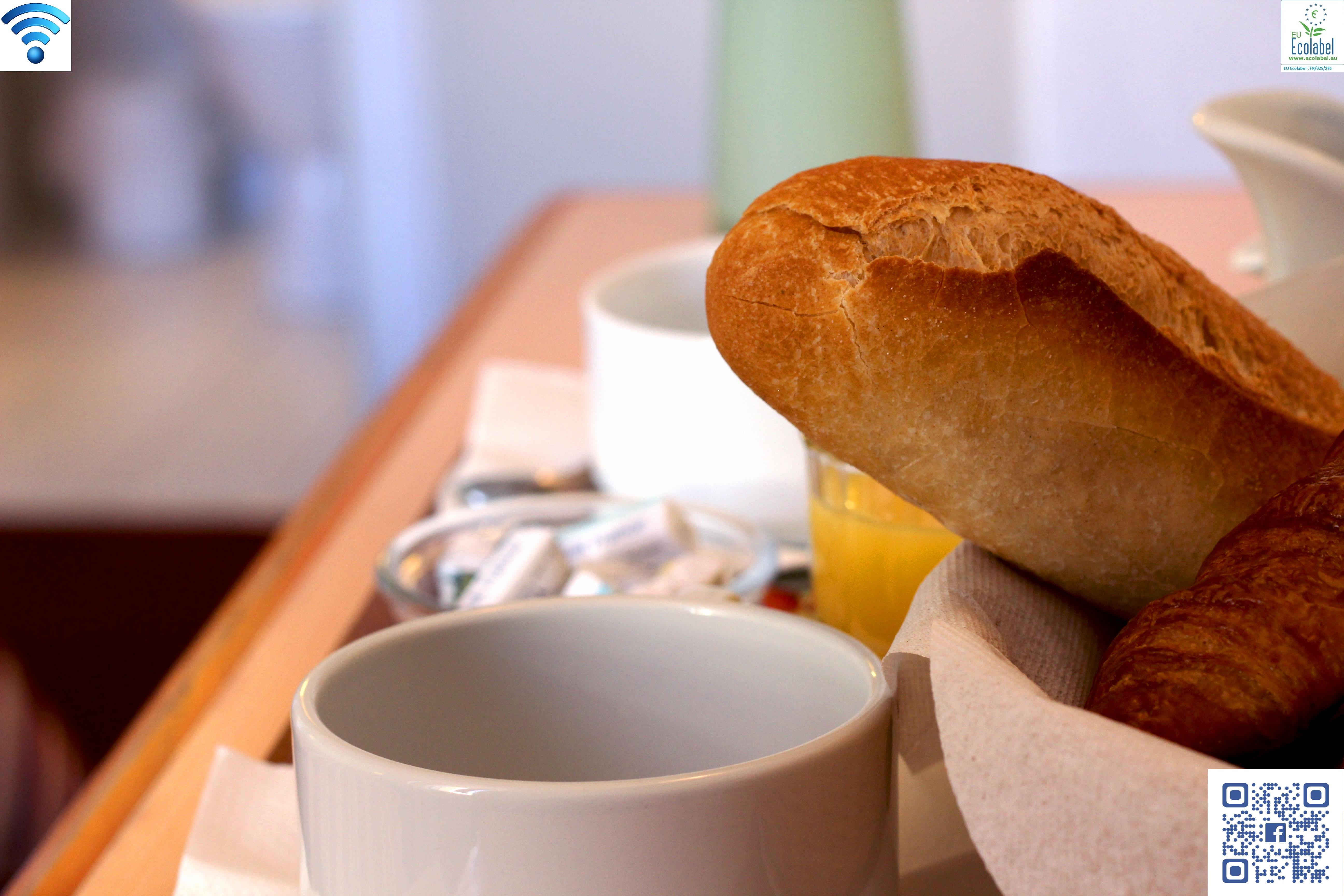 Hôtel Petit déjeuner