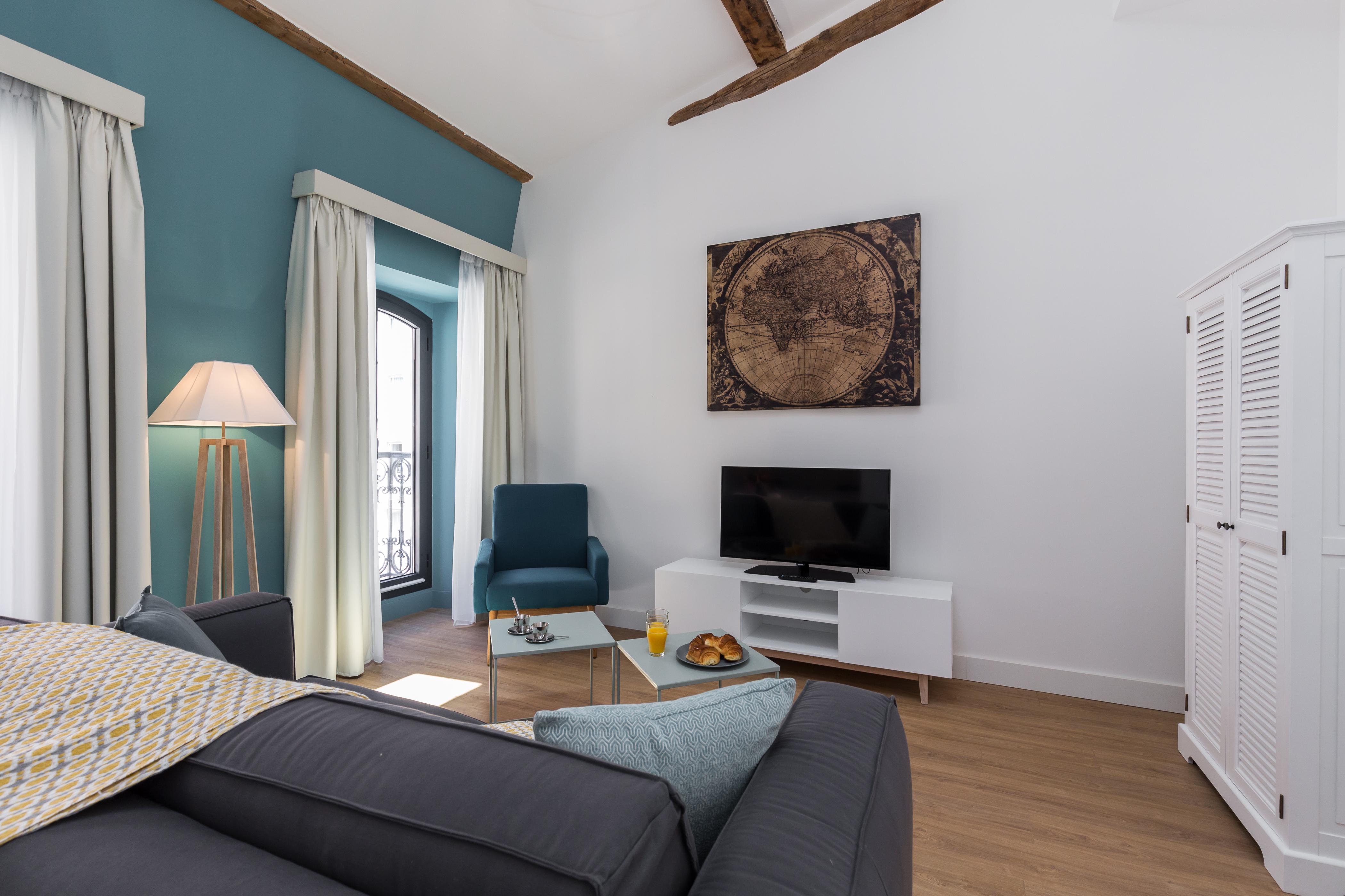 2 pièces 43 m² - 1 bedroom 43 sqm