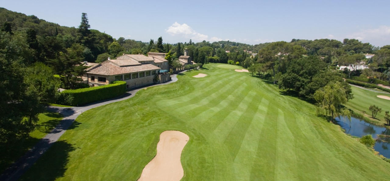 Golf Country Club Cannes Mougins