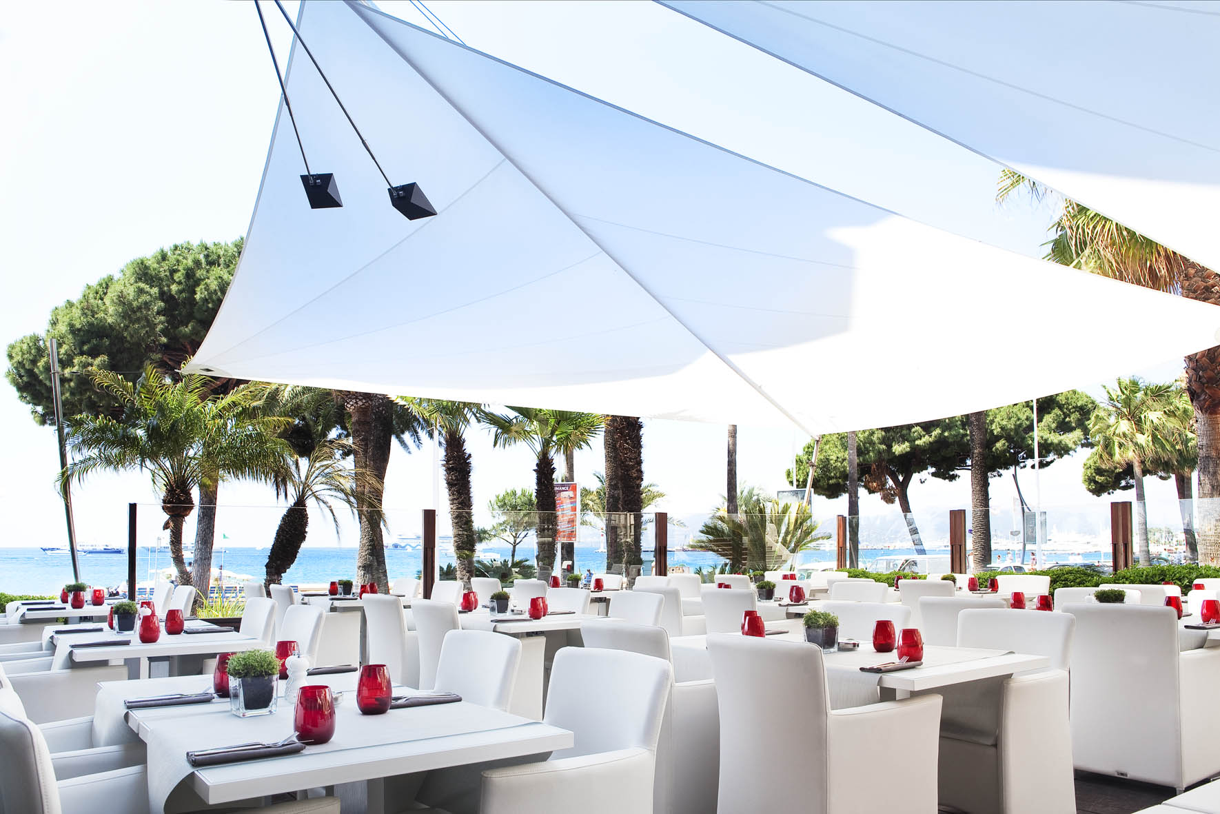 Terrasse JW Grill Cannes